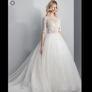 Sottero and Midgley Allen wedding dress